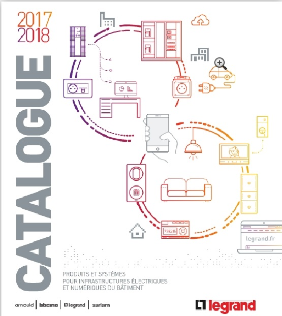 Catalogue legrand 2017